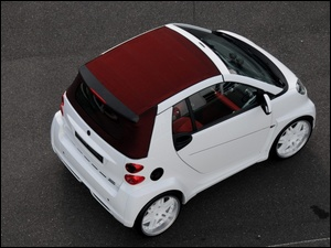 Smart Fortwo, Brabus