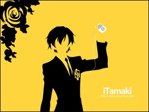 ipod, Ouran High School Host Club, itamaki