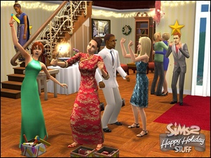 The Sims 2, Happy Holiday