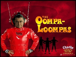 Deep Roy, Charlie And The Chocolate Factory, kostium