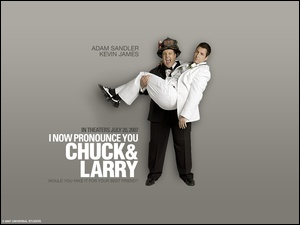 I Now Pronounce You Chuck And Larry, garnitur, Kevin James, Adam Sandler