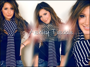 Ashley Tisdale, Szalik
