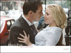 Match Point, ulica, Scarlett Johansson, Jonathan Rhys-Meyers
