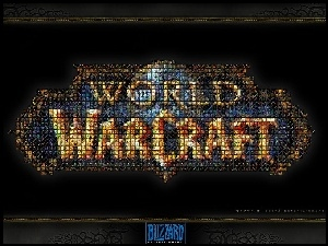 gra, World Of Warcraft, logo