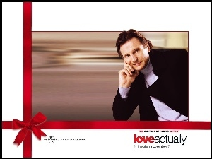 golf, Love Actually, Liam Neeson
