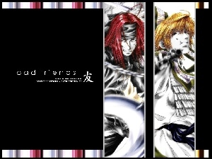 Saiyuki, bad friends