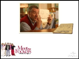 Robert De Niro, meet the fockers