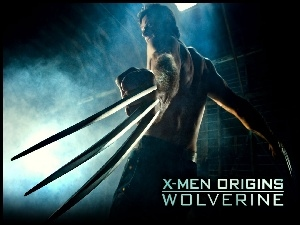 X-men Wolverine Origins, Szpony