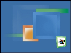 Windows XP, Standardowe Okno
