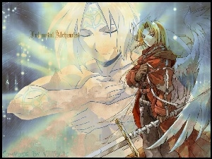 Miecz, Ed, Elric