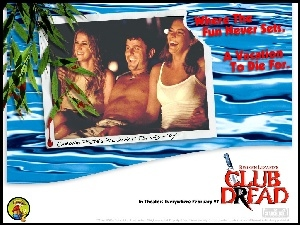 Club Dread, postacie, śmiech