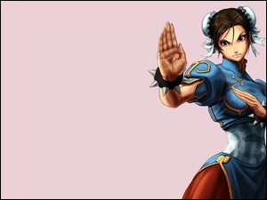 Street Fighter, Chun-Li