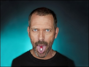 Hugh Laurie, Dr. House, Pigułka