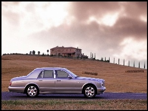 Nadwozia, Bentley Arnage, Linia
