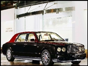 Bentley Arnage, Salon