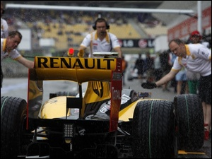 Pit Stop, Renault F1