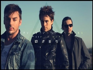 Shannon Leto, 30 Seconds to Mars, Jared Leto