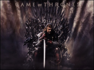 Pieśń Lodu i Ognia, Gra o tron, Game of Thrones, Eddard Stark - Sean Bean