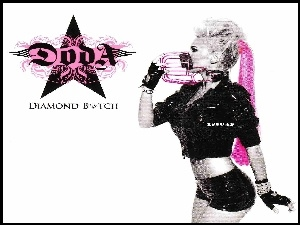 Doda, Diamond Bitch, Okładka, Albumu