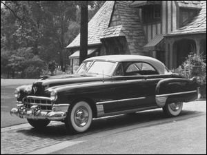 Coupe, Cadillac, DeVille
