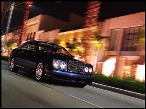Bentley, Miasto