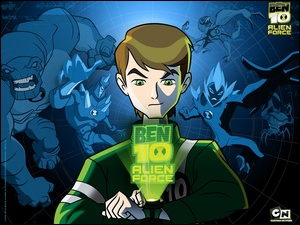 Kosmici, Ben10, Force, Alien, Omnitrix