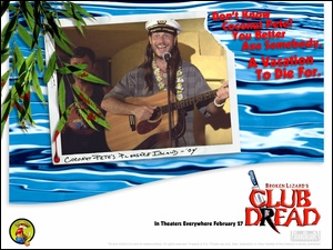 śpiewak, Club Dread, gitara