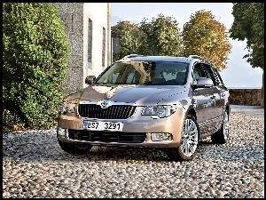 Skoda Superb, Kombi