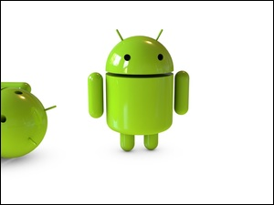 Android, Roboty, Zielone