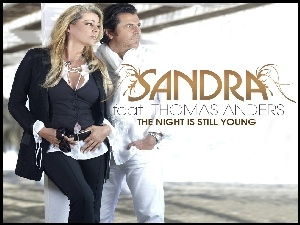 Sandra, Thomas Anders