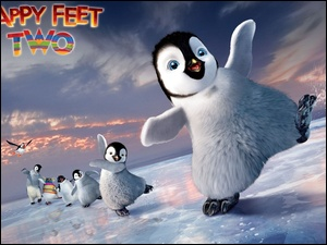 Pingwiny, Happy Feet Two
