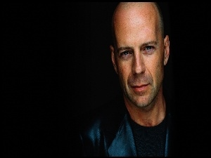 Bruce Willis, Łysy, Aktor, Producent