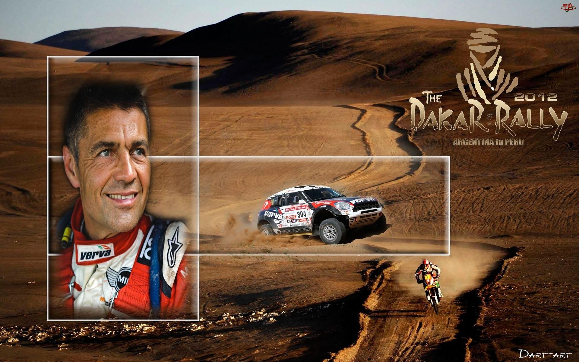 Dakar 2012, Krzysztof Hołowczyc