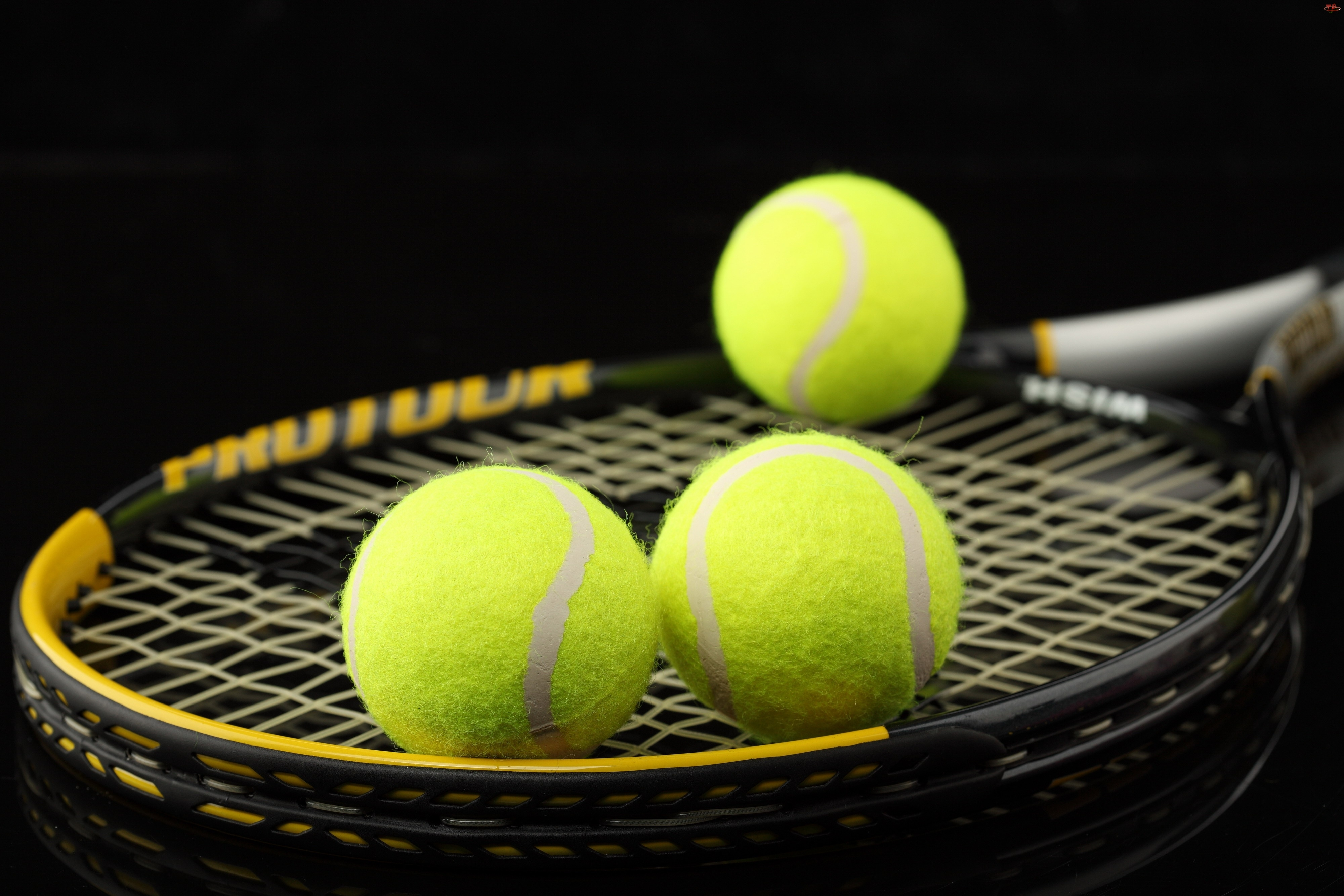 Tenis, Rakieta, Piłeczki