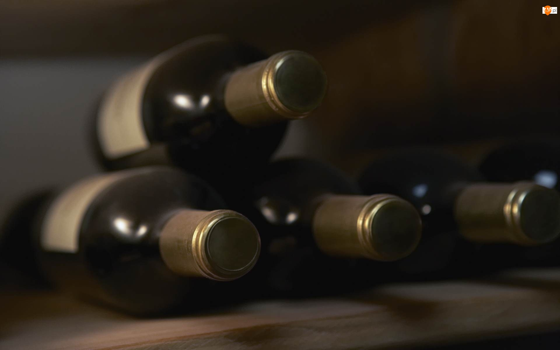 Wino, Butelki