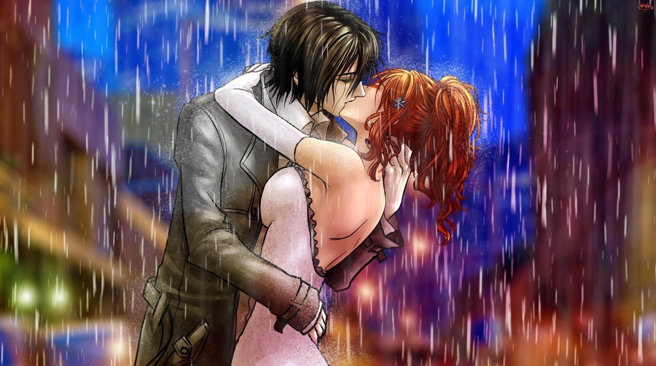 Pocałunek, Ulquiorra, Inoue