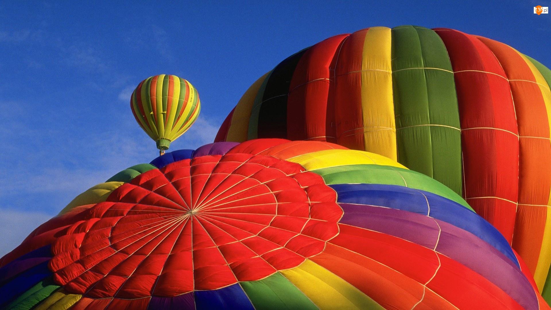 Zawody, Kolorowe, Balony