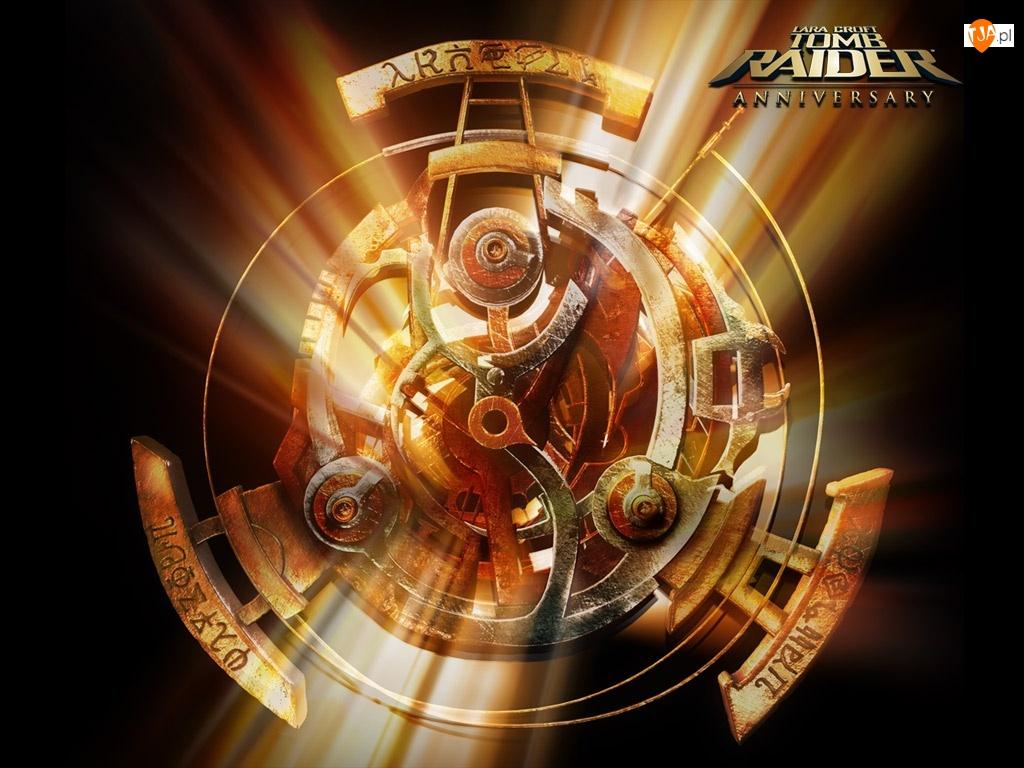 Tomb Raider Anniversary, mechanizm, światło