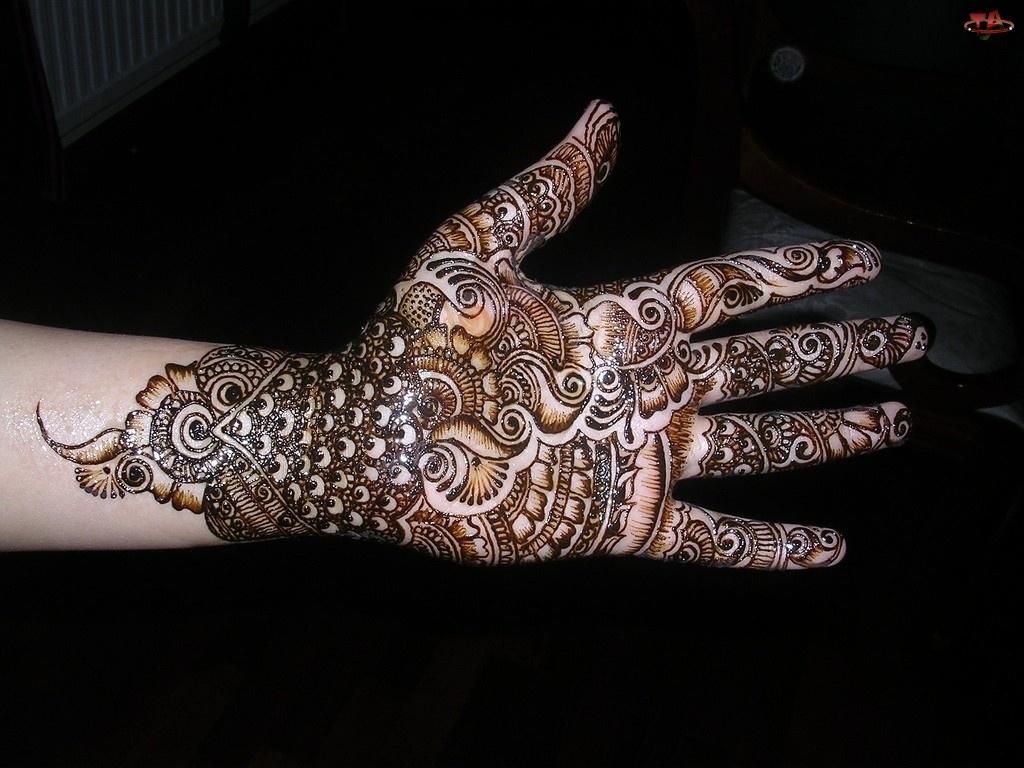 Dłoń, Tatuaż