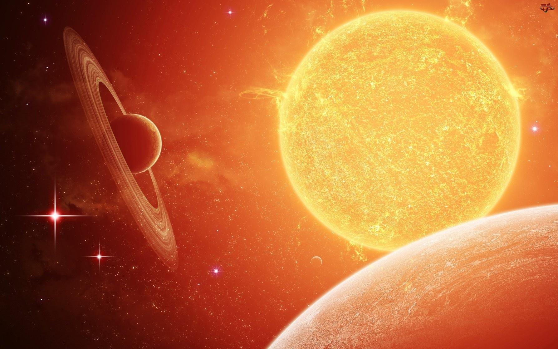 Kosmos, Słońce