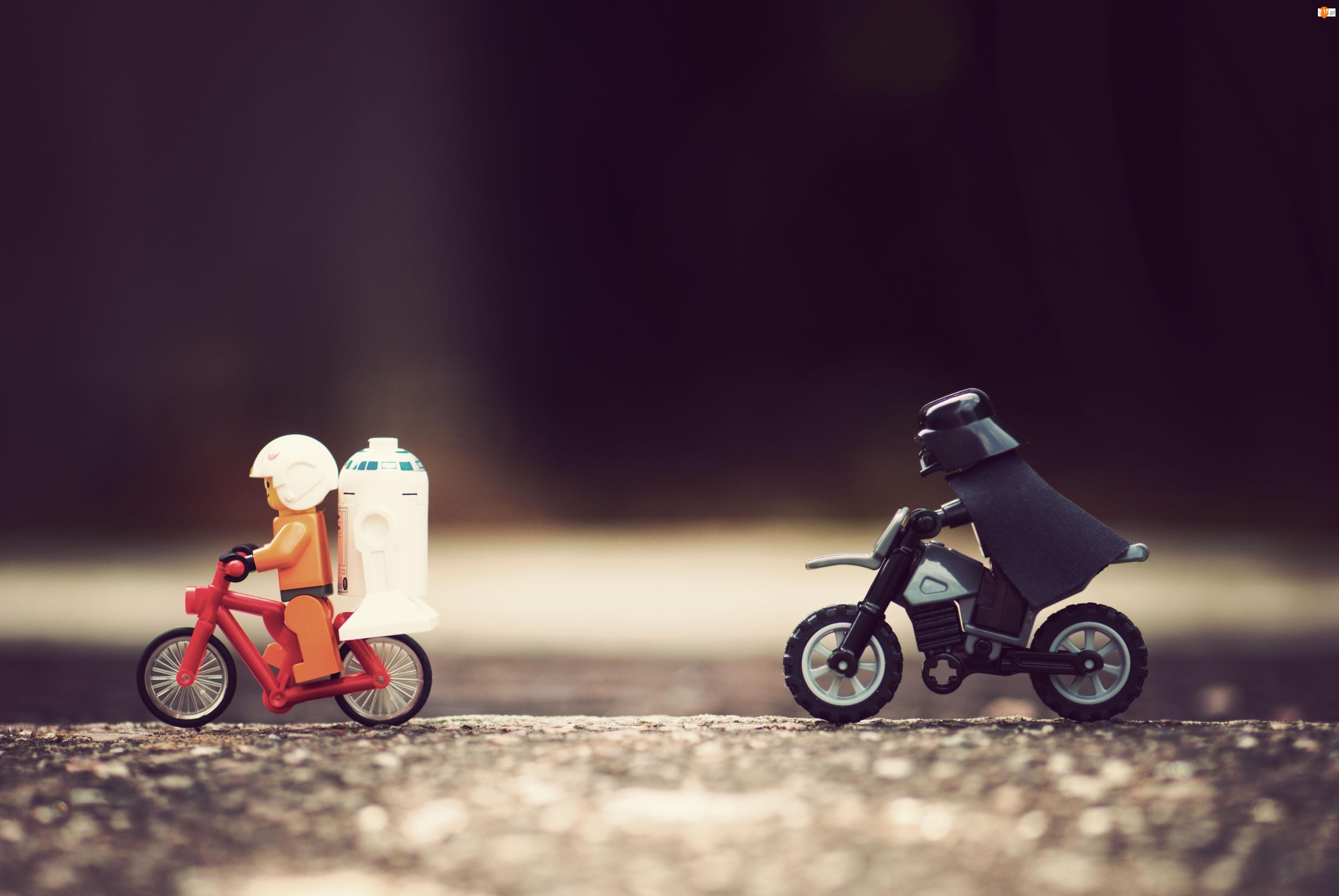 Lego, Rowery