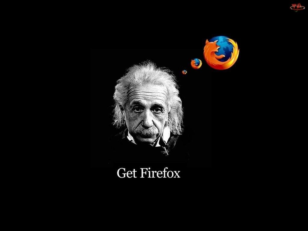 Mozilla, Einstein , Firefox, Albert
