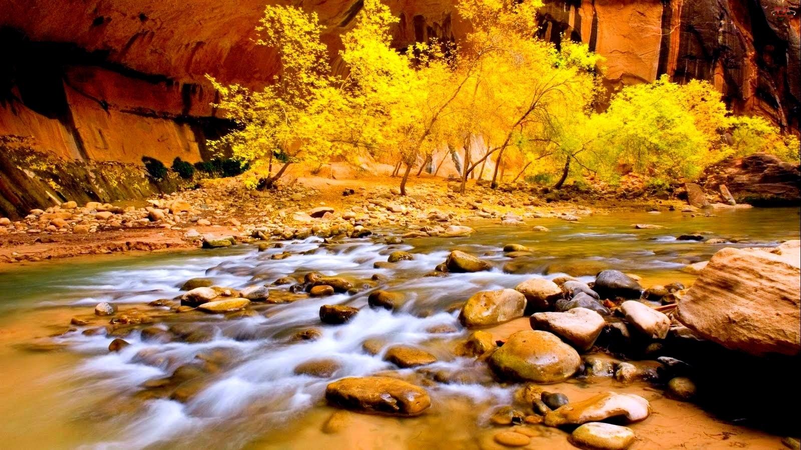 Skały, Rzeka, Kamienie