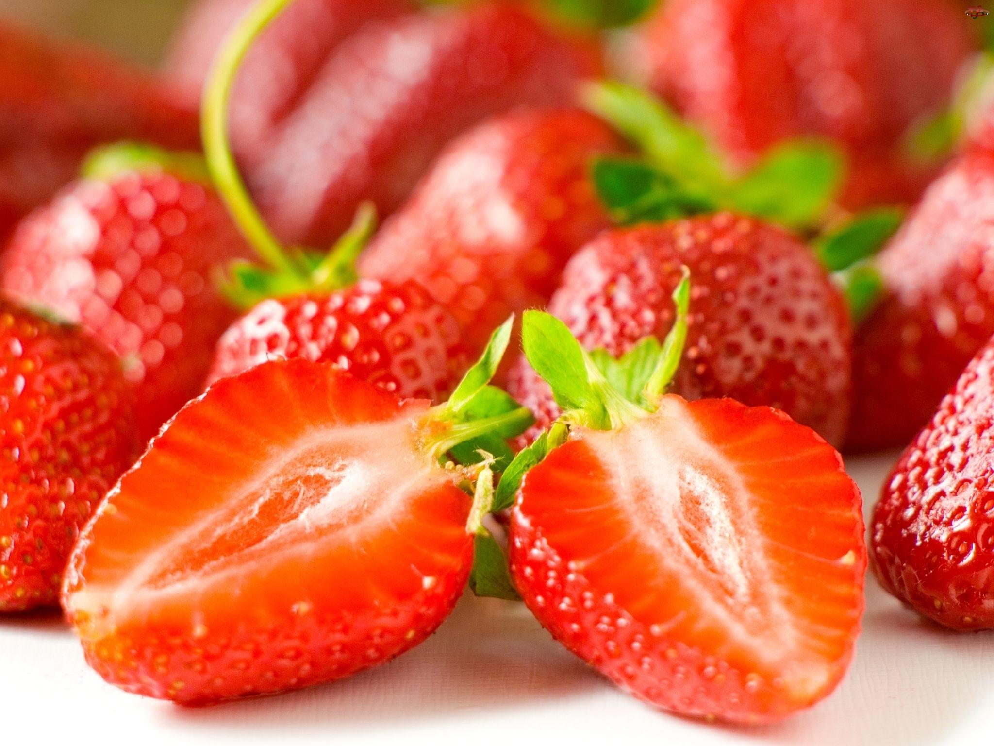 Owoce, Truskawki