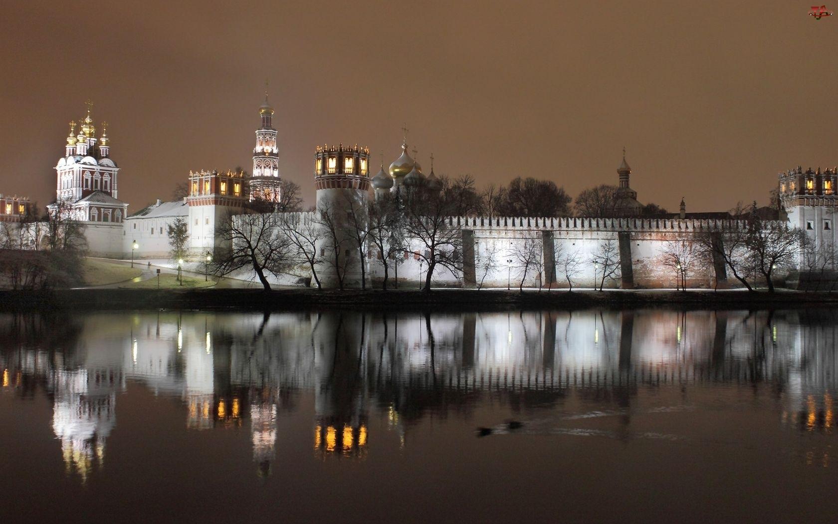 Monaster Nowodziewiczy, Rosja, Moskwa