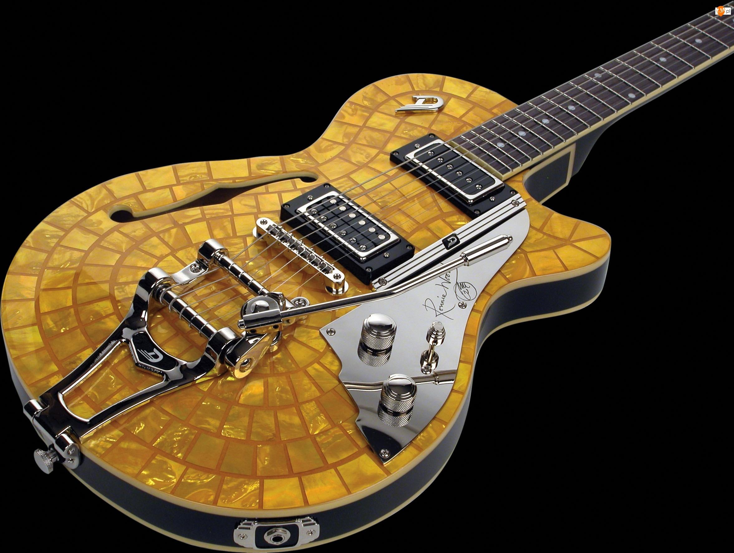 Autograf, Gitara, Elektryczna