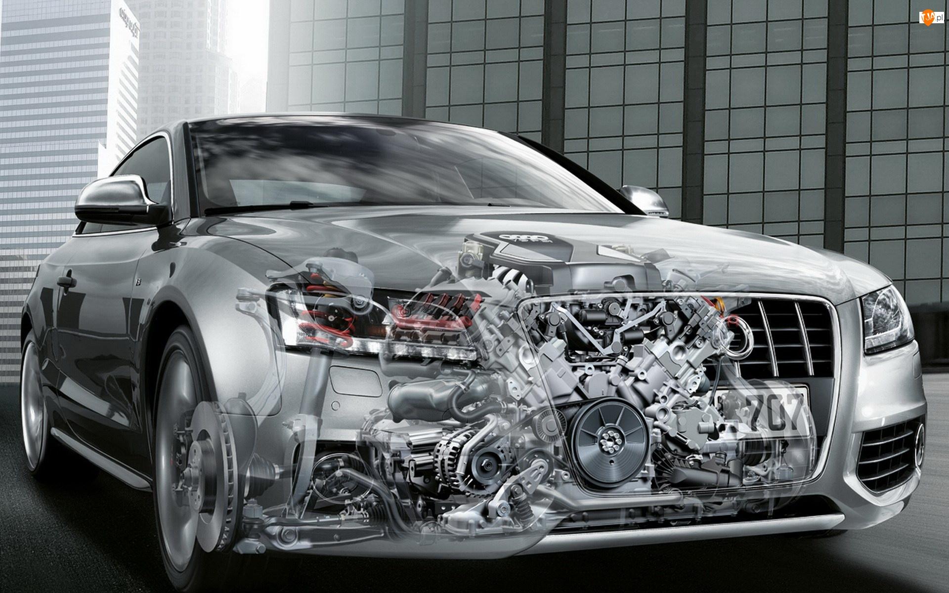 Silnik, Audi A5
