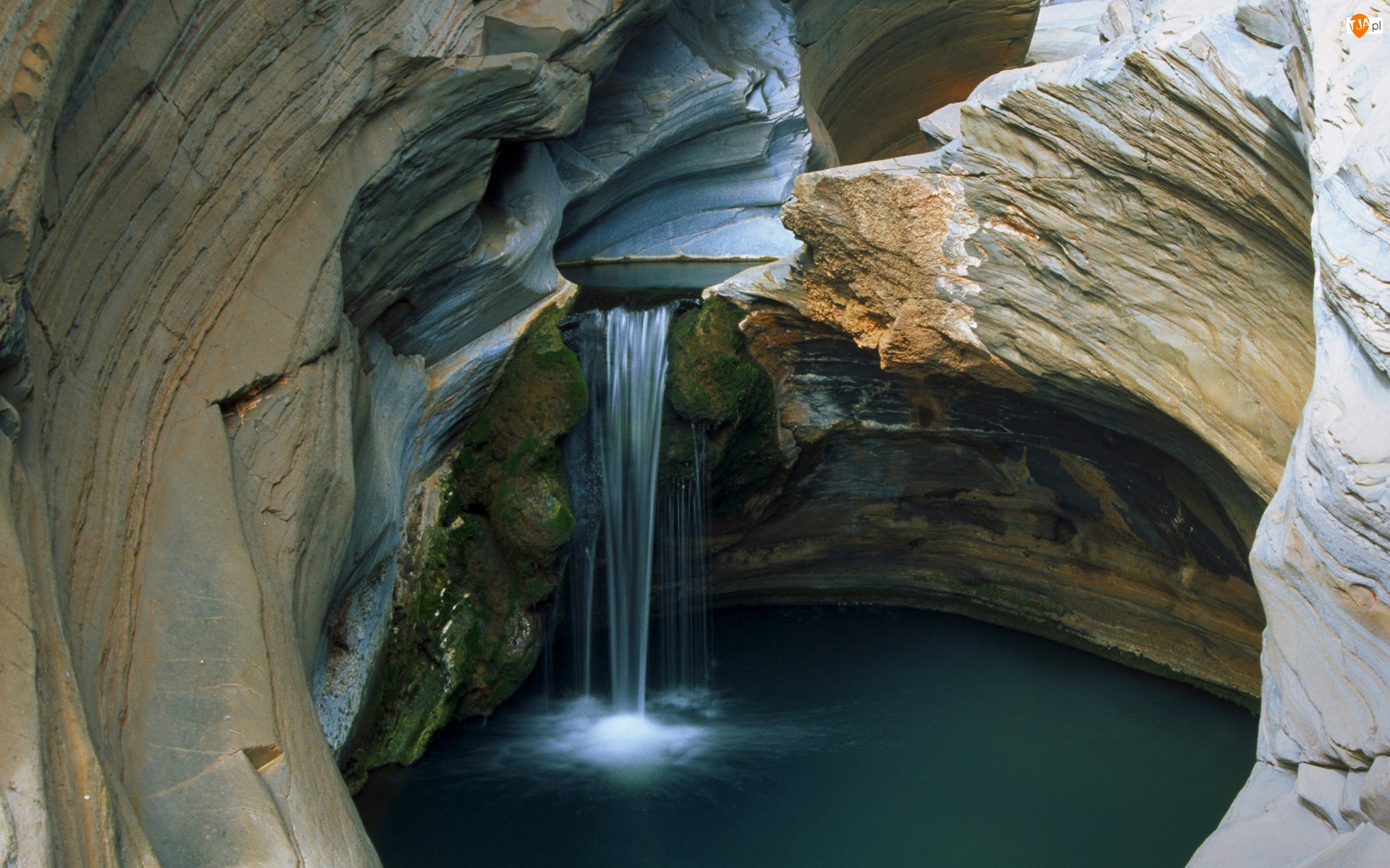 Woda, Jaskinia, Strumyk