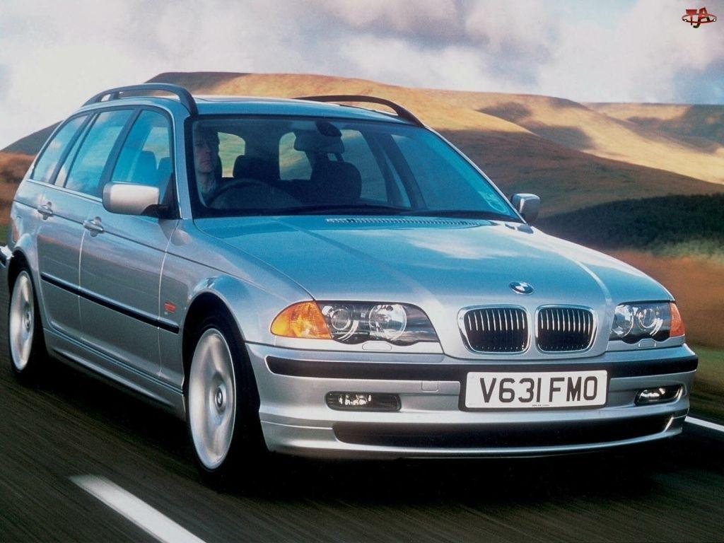 BMW E 46, Kombi