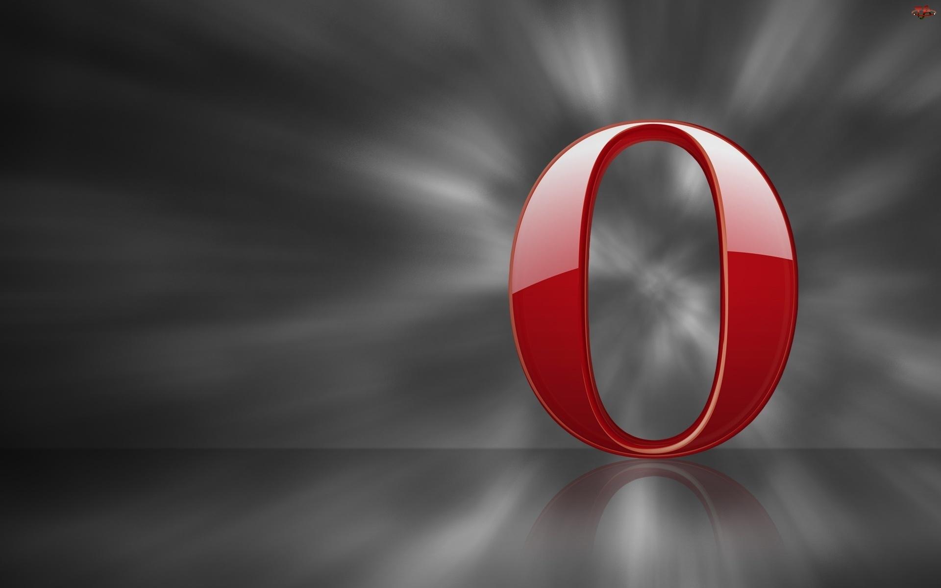Literka, Opera, O, Blask